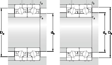 SKF 7000 CE/HCP4AH super-precision Angular contact ball bearings
