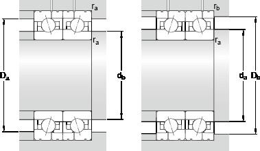 SKF 7014 ACE/P4AL Super Precision Bearings
