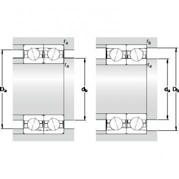 SKF 7020 ACDTP/HCP4B Angular Contact Ball Bearings