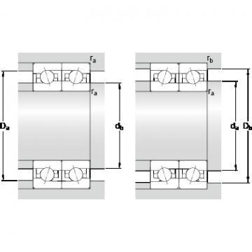 SKF 7008 CE/HCP4BVG275 PRECISION BALL BEARINGS