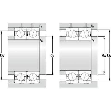 SKF 7008 CD/HCP4AH super-precision Angular contact ball bearings