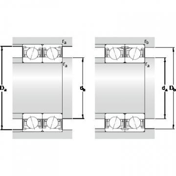 SKF S7007 ACDTP/HCP4B High precision angular contact ball bearings