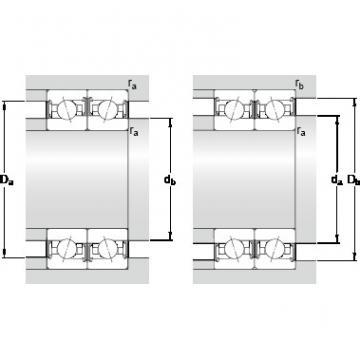 SKF S7008 CE/P4BVG275 super-precision Angular contact ball bearings
