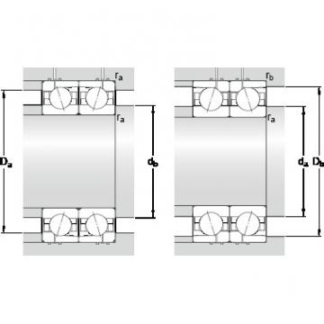 SKF 71918 ACD/P4AH1 super-precision Angular contact ball bearings